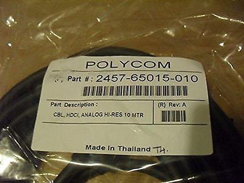 Polycom HDCI Analog Camera Cable 2457-65015-010