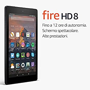 Tablet Fire HD 8 pollici