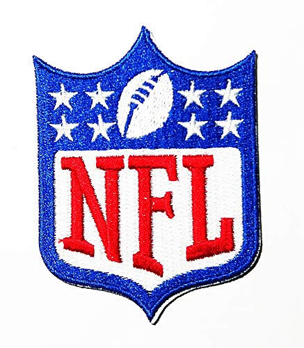 - Star Very Popular Team Sport American Football NFL Logo Patch Embroidered Sew Iron On Patches Badge Bags Hat Jeans Shoes T-Shirt Applique