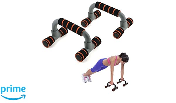 FAST WORLD SHOPPING asas para flexiones mancuernas Push Up Sport pettorali brazos bíceps: Amazon.es: Hogar