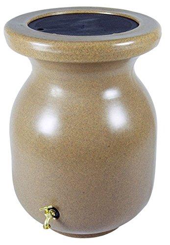 KoolScapes 50 gal. Sandstone-Look Rain Barrel by Koolatron