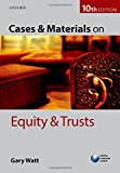 img - for Cases & Materials on Equity & Trusts, 10th Ed. book / textbook / text book