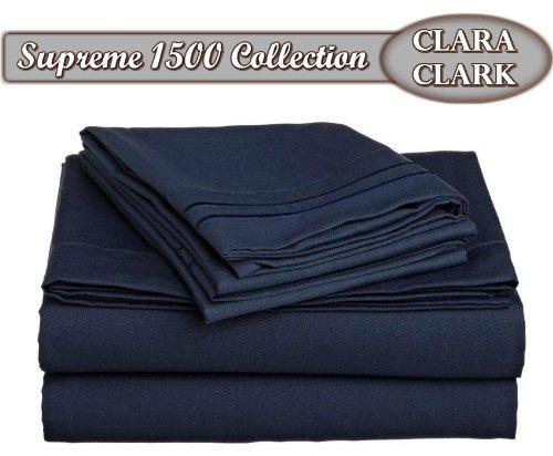 Navy Blue Classic Applique - 5