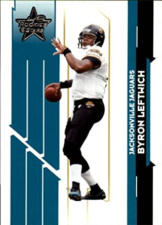 2006 Leaf Rookies and Stars #52 Byron Leftwich at Amazons Sports Collectibles Store