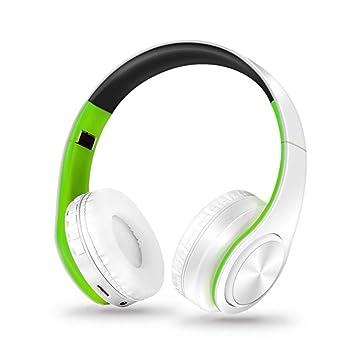JCJOX Auriculares Auricular Bluetooth portátil Auriculares ...