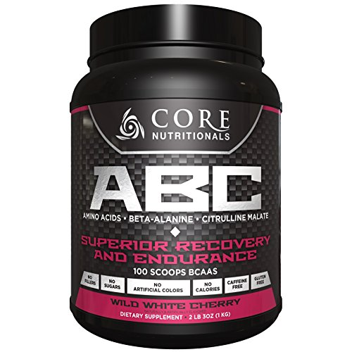 Core Nutritionals ABC Dietary Supplement, Wild White Cherry, 2lb. 3oz.