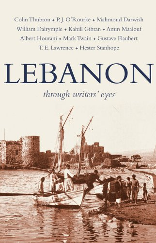 Lebanon: Through Writers' Eyes (Through Writers' Eyes)