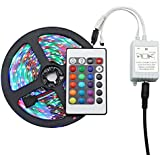 Mufasa LED STRIP RGB MULTICOLORED WATERPROOF WITH REMOTE AND ADAPTER
