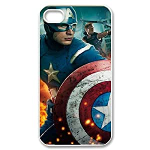 C-Y-F- Avengers Age of Ultron Phone Case For Iphone 4/4s [Pattern-4]