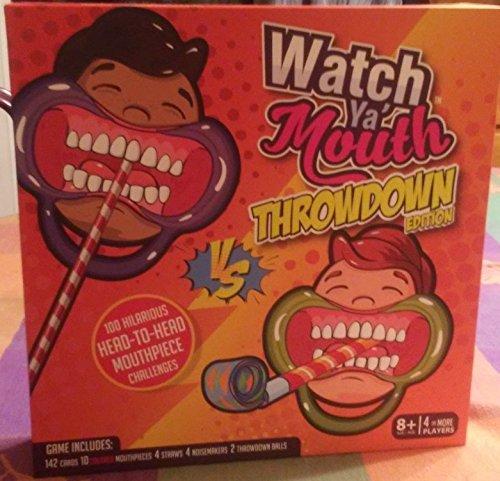 Buffalo Watch Ya Mouth Throwdown Edition