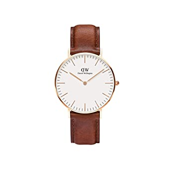4ef34175a658 Amazon.com  Daniel Wellington Women s 0507DW Classic St. Mawes ...