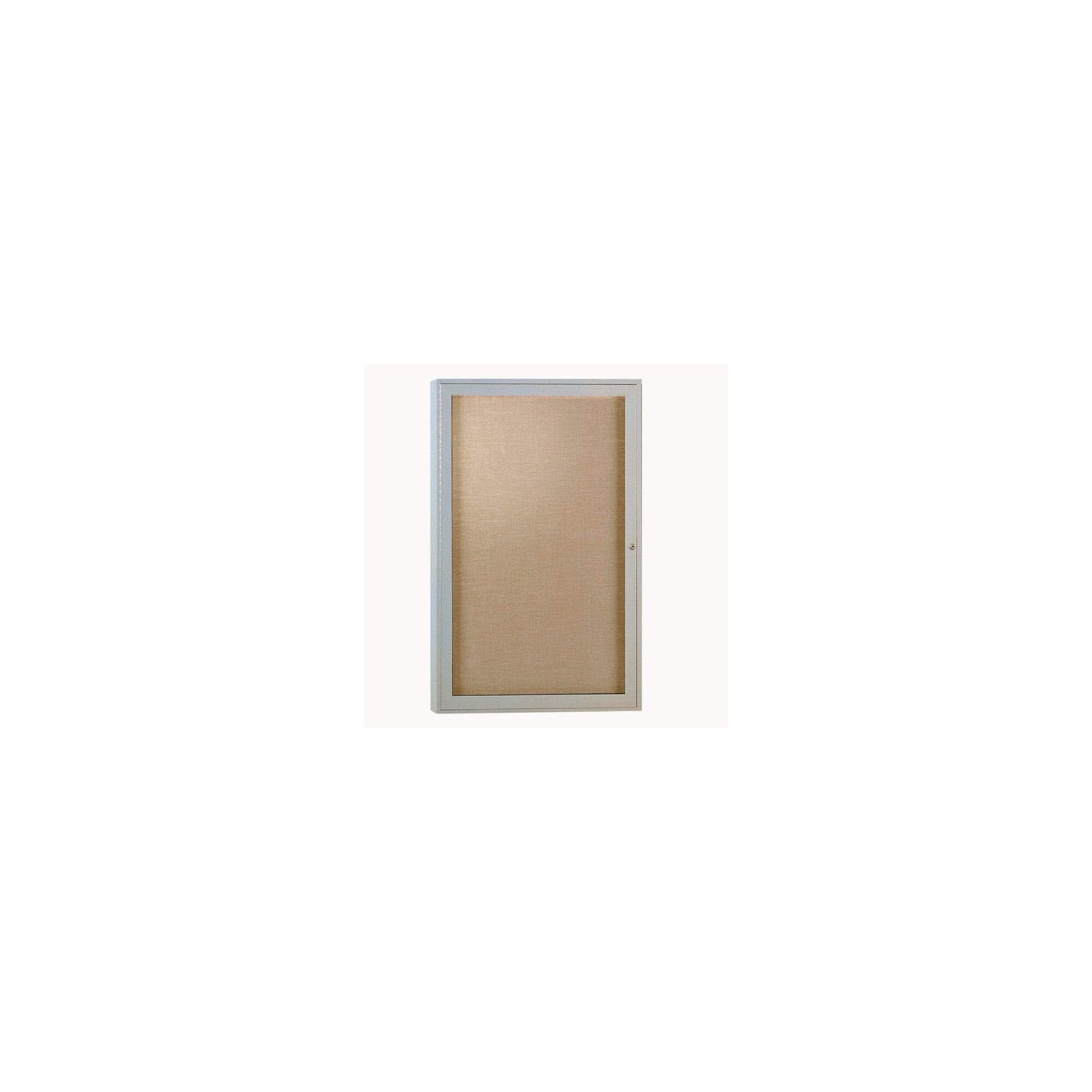 Ghent - Enclosed Aluminum Frame Vinyl Bulletin Board