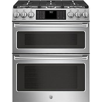 Amazon com: GE JGB860SEJSS Double Oven Range: Appliances