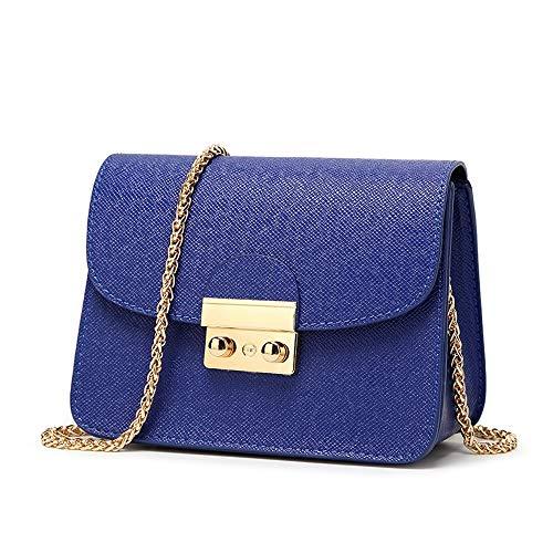 De Azul Onesize Superior Bolso Púrpura Mano Bolsos Las Size Pu color Mujeres Asa Gby La 65wTOqX