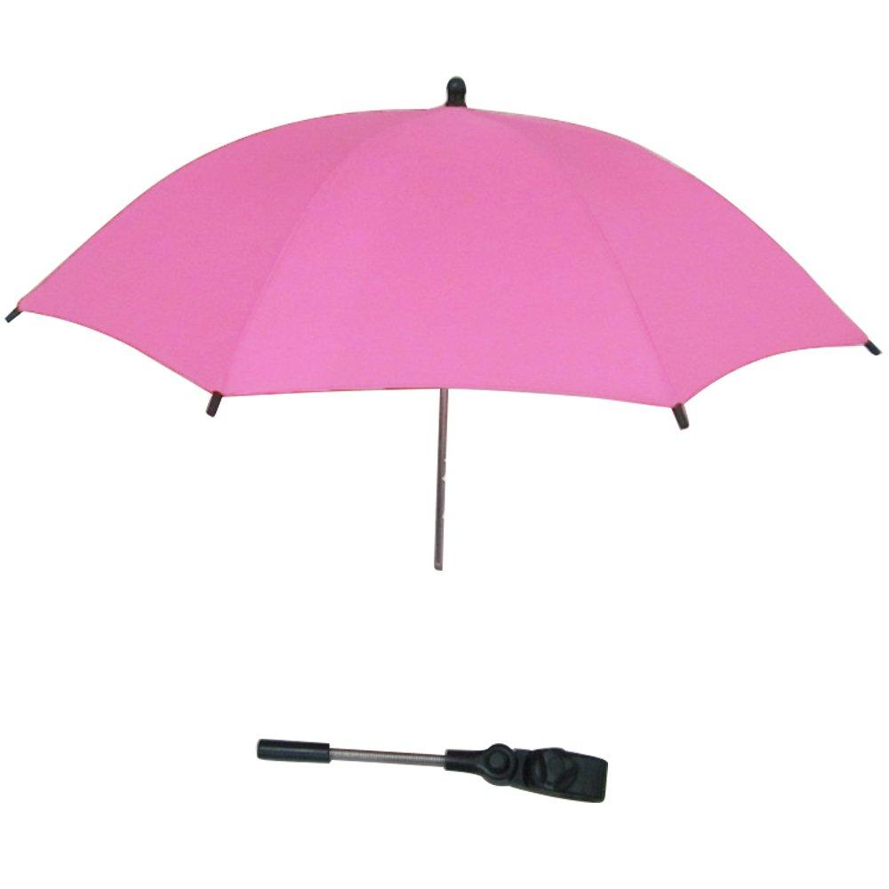 Gosear Parasol para sombrilla bebe carritos Paraguas Accesorios (Color Rose): Amazon.es: Bebé