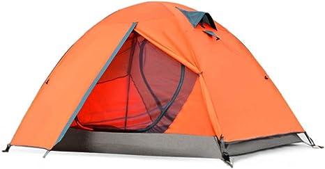 HS-01 Tienda De Campaña, Tienda para Acampar Al Aire Libre, Tienda De Campaña para Acampar, Antirrobo, Doble Doble, Espesante Individual: Amazon.es: Deportes y aire libre