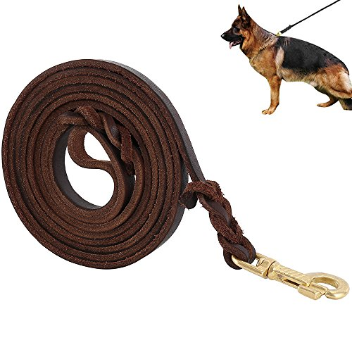 LITTLEGRASS Premier Braided Leather Training