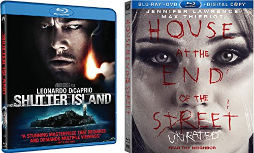 Shutter Island & The House at the End of the Street (UnrateD) 2-Movie Bundle (House At The End Of The Street Unrated)