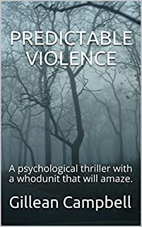 Predictable Violence by Gillean Campbell ebook deal