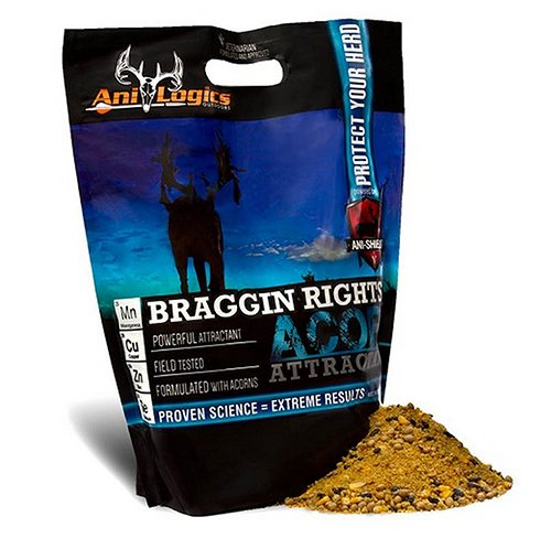 Ani Logics Outdoors Braggin Rights Acorn Scent, 6 lb by Ani-Logics Outdoors