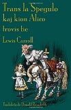 img - for Trans la Spegulo kaj kion Alico trovis tie: Through the Looking-Glass in Esperanto (Esperanto Edition) book / textbook / text book