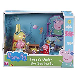 Peppa Pig Under The SEA Party Mermaid Set