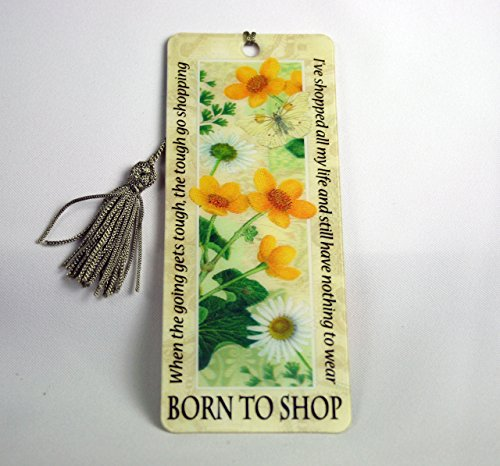 history-heraldry-born-to-shop-bookmark-reading-personalized-placemarker-001890020-hh