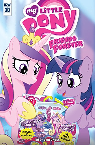 - My Little Pony: Friends Forever #30