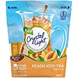 Crystal Light Tea Sticks, Peach, 16 Count/32 Quarts