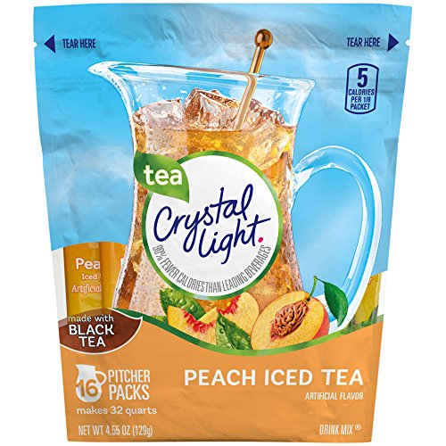 crystal light peach - 3