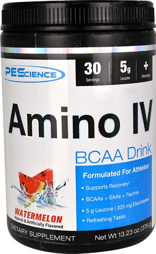PEScience Amino IVT Watermelon -- 30 Servings - 2PC by PEScience