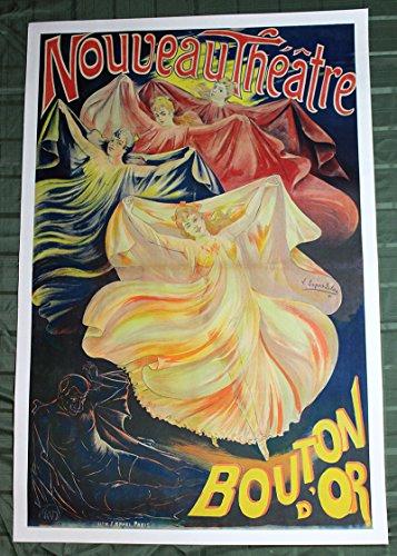 - Nouveau Theatre Bouton D'Or (France, 1893) 58.5