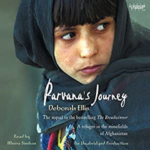 Parvana's Journey Audiobook