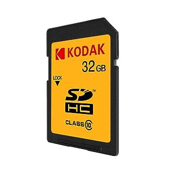 Docooler Kodak - Tarjeta SD (16 GB, 32 GB, Clase 10) 32 GB ...