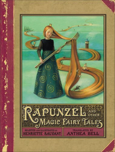 Download Rapunzel and Other Magic Fairy Tales pdf epub