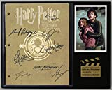 #9: Harry Potter and The Prisoner of Azkaban Limited Edition Reproduction Movie Script Cinema Display