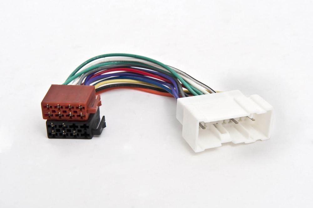 Nissan 2 Radioadapter Radio Autoradio Adapter Din Iso Elektronik
