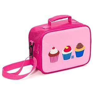 Iris Barcelona Snack Rico Pink Mini Lunch Box