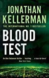 Blood Test by Jonathan Kellerman front cover