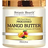 Mango Butter from Botanic Hearth, Processed, 100% Pure & Natural, Premium Grade A, 8 oz