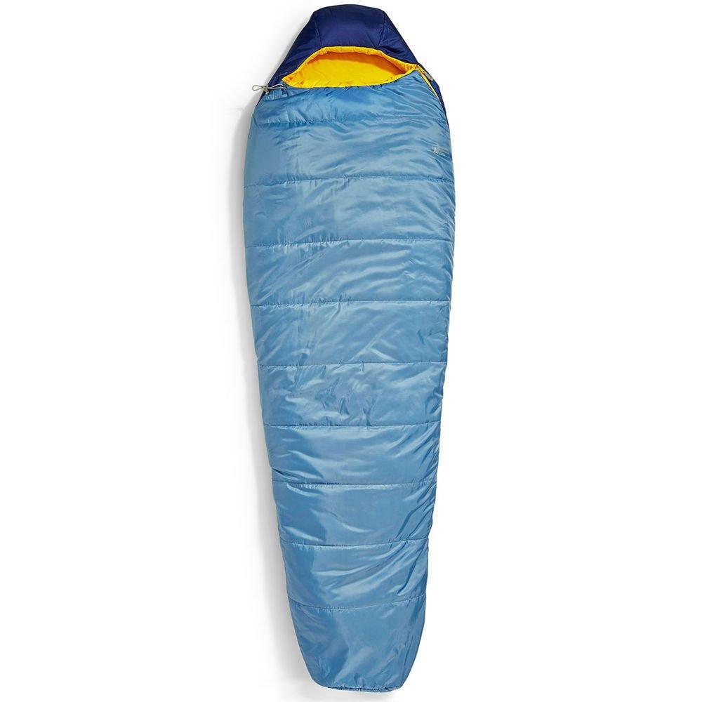 EMS Bantam 30度Mummy Sleeping Bag , Regular B01E6SLNVG  ブルー Left Zip