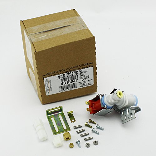 Magic Chef Refrigerator Icemaker Ice Maker Water Valve 12001415 (Magic Chef Ice Maker Parts compare prices)