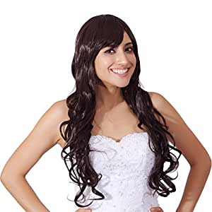 One One Bridal® Hair Replace Wig Series Long Hair Style+Wig Cap
