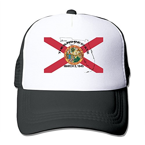 CBLH Hat Cool Florida Outline and Flag Adult