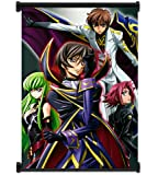 "Code Geass Anime Fabric Wall Scroll Poster (16""x22"") Inches"