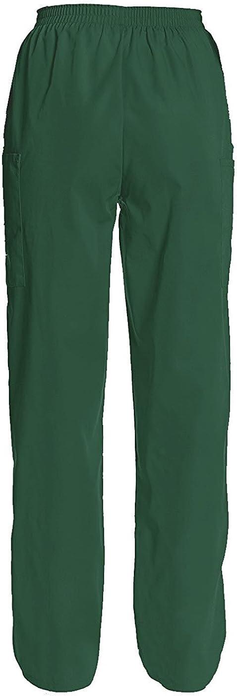 TAILORS Pantaloni da Donna con Elastico in Vita