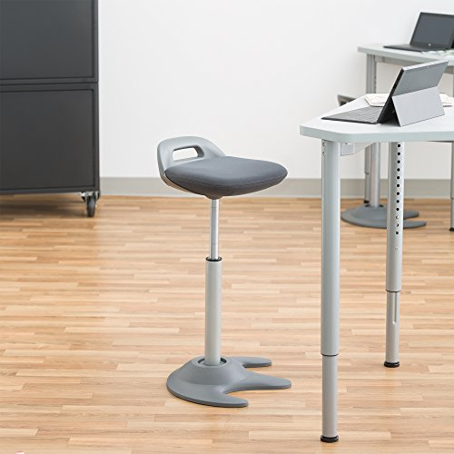 Amazon.com: Learniture LNT-SO - Taburete de percha con ...