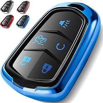 Amazon.com: YIJINSHENG - Carcasa para llave de coche ...