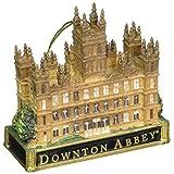 Downton Abbey Castillo Ornamento, 3.5-inch