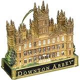 Downton Abbey Castle Ornament, 3.5-Inch